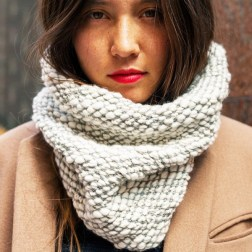 josi faye for of a kind scarf