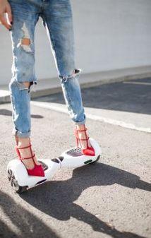 pump red heels