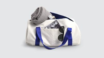 cassiopi duffel upcycled polyester sailcloth