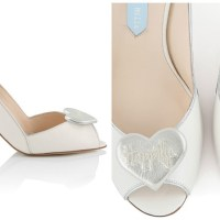 "The ""it"" bridal shoes"