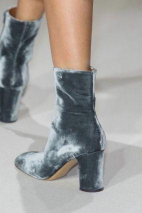 velvet boots