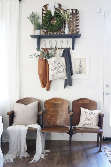 FARMHOUSE STYLE MEETS INDUSTRIAL