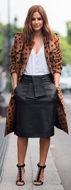 midi-leather-skirt