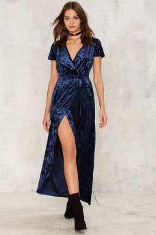 gloss-wrap-dress-navy