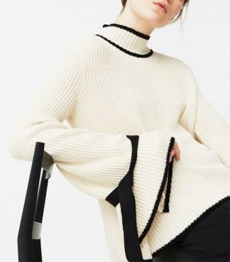 mango-flared-sleeves-sweater