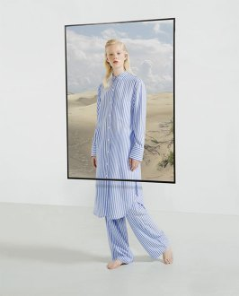 oysho stripes