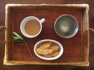 le convivial breakfast