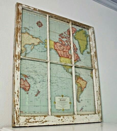 map window