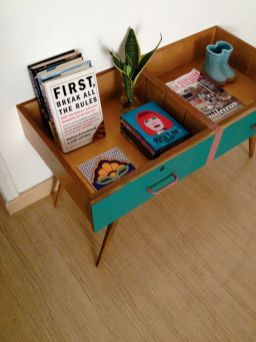 old drawer table