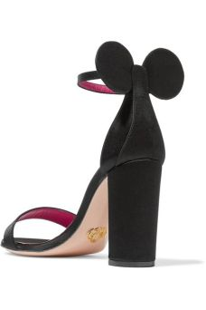 black sandals minnie