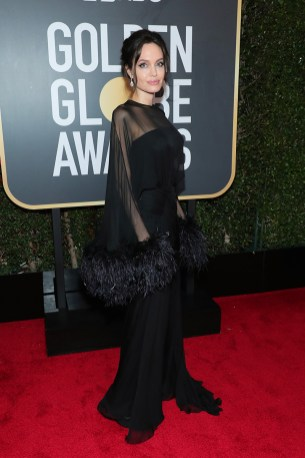 angelina-jolie-2018-golden-globe-awards atelier versace