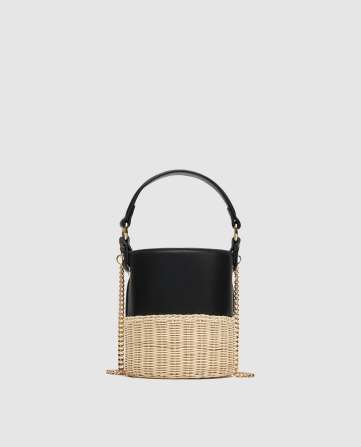 bucket bag zara
