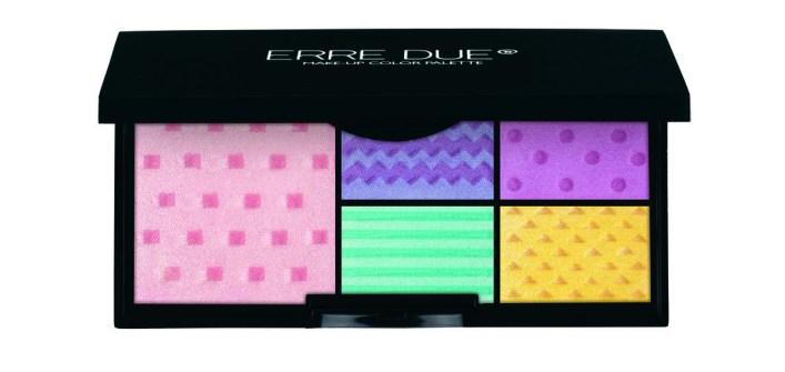make up color palette erre due
