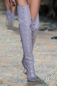 pastel boots for the fall