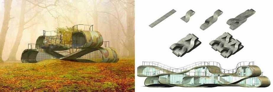 Architecture for Humanity  ToPa 3D