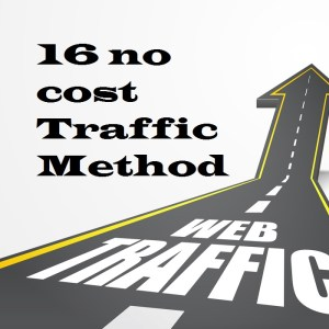 free traffic methods
