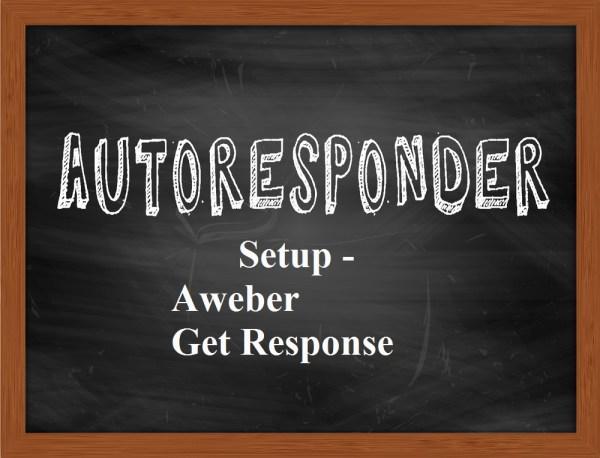 autoresponder setup tutorial