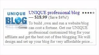 unique blog