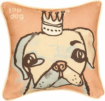 Accent Pillows - Top Dog Pillow
