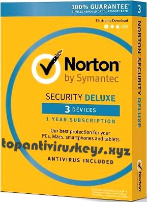 Norton Security Deluxe 2019 Product Key Free for 90 Days