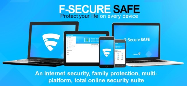 F-Secure SAFE Free Download for 1 Year