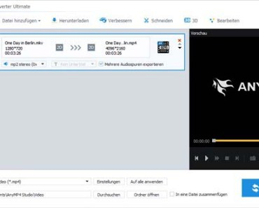 AnyMp4 Video Converter Ultimate License Key 2020