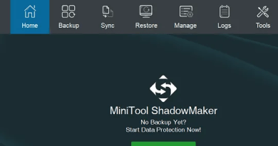 MiniTool ShadowMaker Pro License Key Free Download