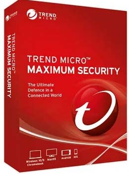 Trend Micro Maximum Security+Antivirus License Free for 6 Months