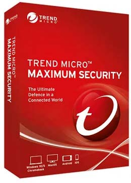 Trend Micro Maximum Security License Free for 6 Months