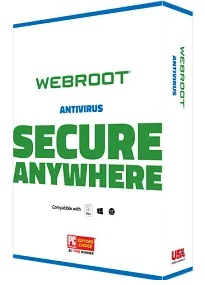Webroot SecureAnywhere AntiVirus Free License Key 2020 [Win/Mac]