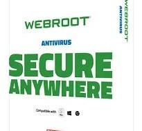 Webroot SecureAnywhere AntiVirus Free License Key 2020 [Win/Mac]