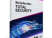 Bitdefender Total Security 2021 Free 6 Months Subscription [180 Days]