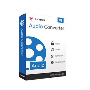 AnyMP4 Audio Converter License Key Free for 1 Year [Giveaway]