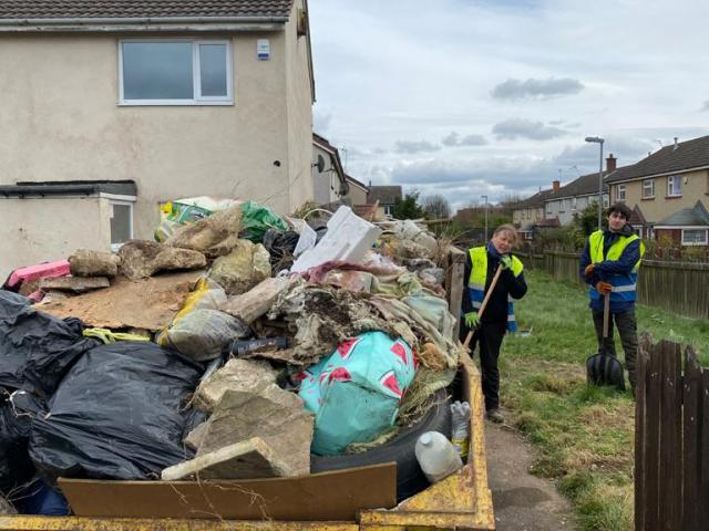 Fly Tipping - Waste and Facilities Management