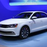 2015 Volkswagen Jetta Hybrid Electric Vehicle