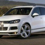 2015 Volkswagen Touareg TDI Towing Capacity