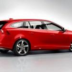 2015 Volvo V60 R Design