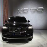 2015 Volvo XC90 Dimensions