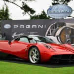 2015 Pagani Huayra Red