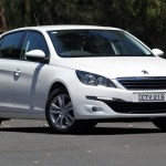 2015 Peugeot 308 Review