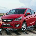 2015 Vauxhall Viva New