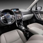 2015 Subaru Forester Interior