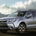 2015 Subaru Forester Premium Wallpaper