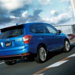 2015 Subaru Forester STI TS