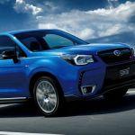 2015 Subaru Forester STI