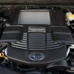 2015 Subaru Forester XT Engine