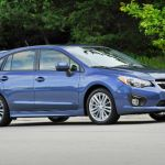 2015 Subaru Impreza 5 Door Sport
