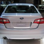 2015 Subaru Legacy Exterior