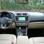 2015 Subaru Legacy Limited Interior