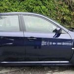 2015 Subaru WRX Hatchback Blue